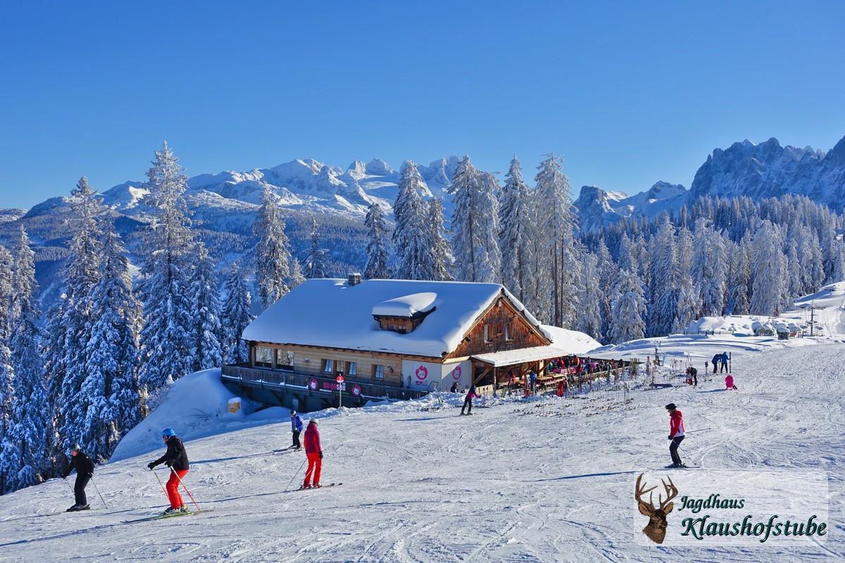 Skigebiet Gosau / Dachstein-West